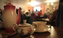 En Trelew café literario con Ciudad Nueva