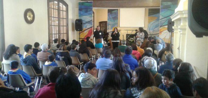 El Centro Mariápolis de Cunaco, Chile, cumplió 25 años