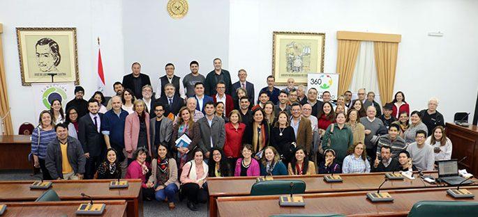 Encuentro Latinoamericano del Mppu:  una política fraterna es posible