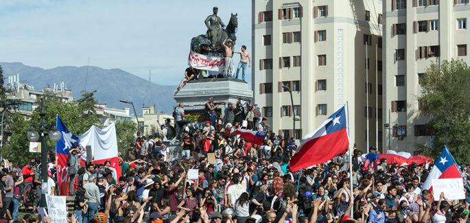 Chile entre la furia y la esperanza