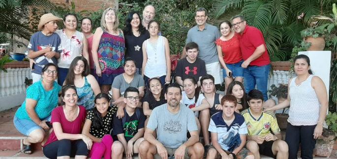 En Paraguay, Up2me concluyó el segundo año