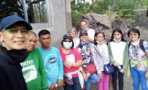 Filipinas: entre las cenizas del volcán Taal