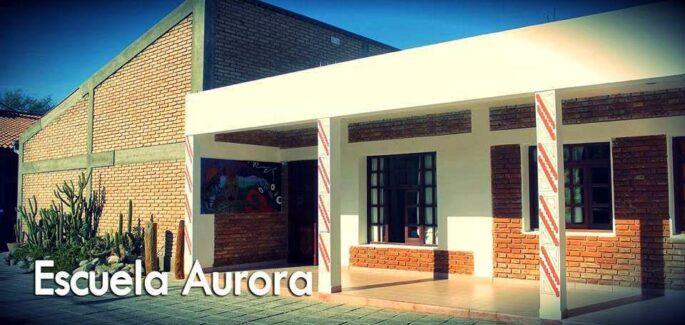 """La """"Escuela Aurora"""" cumple 50 años"""