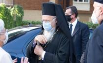 Bartolomé I, Patriarca Ecuménico de Constantinopla, visitó el Centro internacional de los Focolares