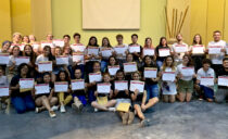 Primeros egresados de la Escuela de Jóvenes de la Mariápolis Lía con certificación universitaria de la UNNOBA