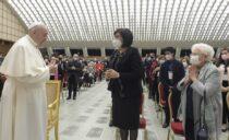 El Papa a los Focolares: sean testigos de la cercanía promoviendo la sinodalidad