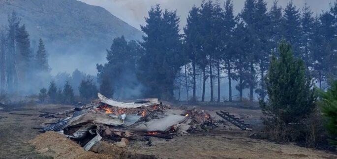 Patagonia: la Comarca Andina después de los incendios