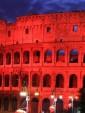 El Coliseo se teñirá de rojo