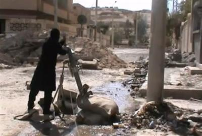 Diario dende Siria / 27