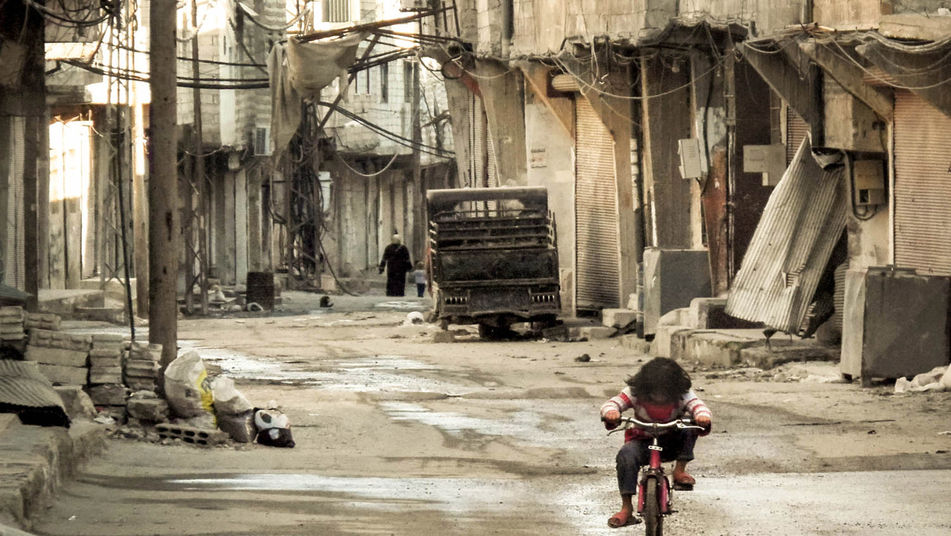Diario dende Siria