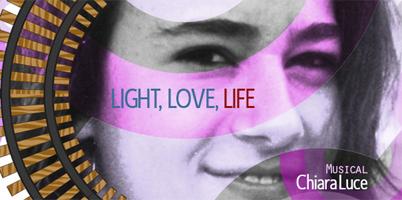 Live, Love, Light – Vida, amor, luz