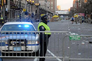 Maratón de Boston: más allá del miedo