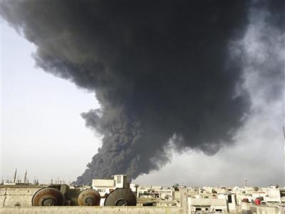 Diario desde Siria / 29