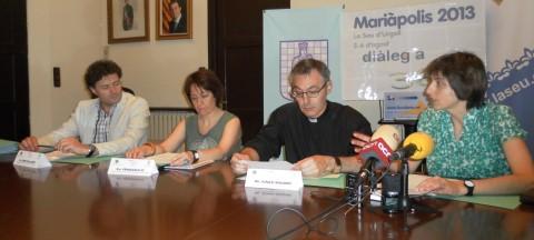 800 personas en La Seu d'Urgell