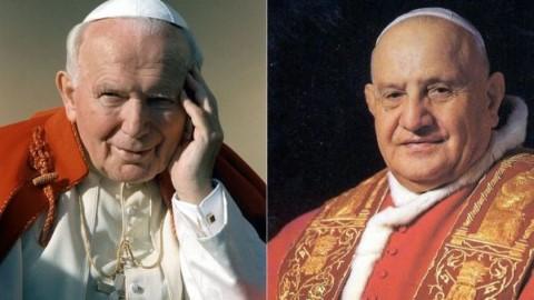 Dos santos muy especiales
