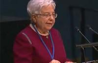 Intervenció de Maria Voce a l'ONU