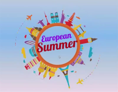European Summer Camp Yuste 2015
