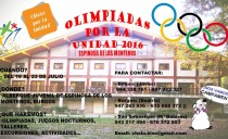 Olimpiadas pola Unidade