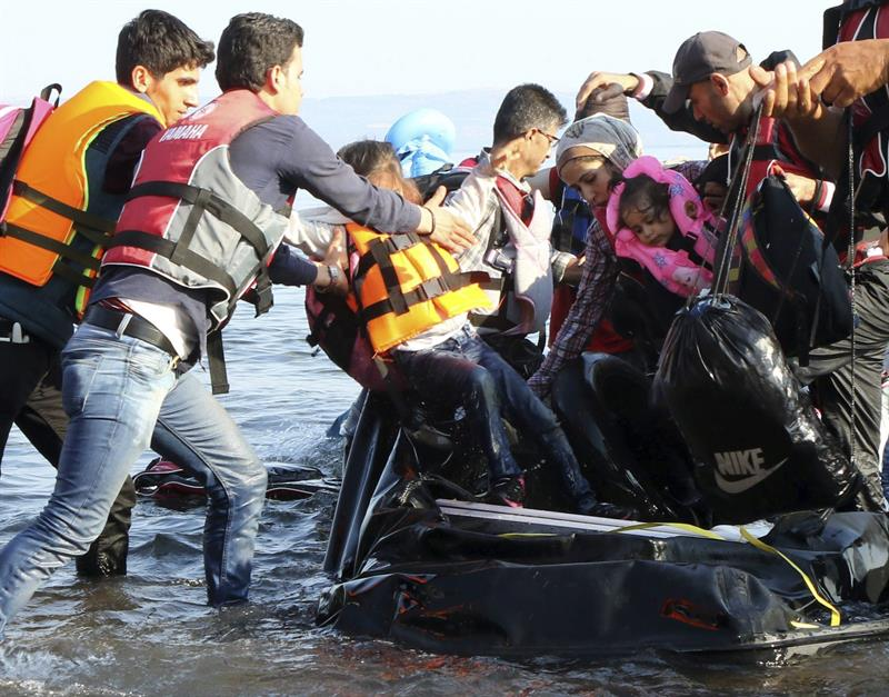 Refugiados_Lesbos