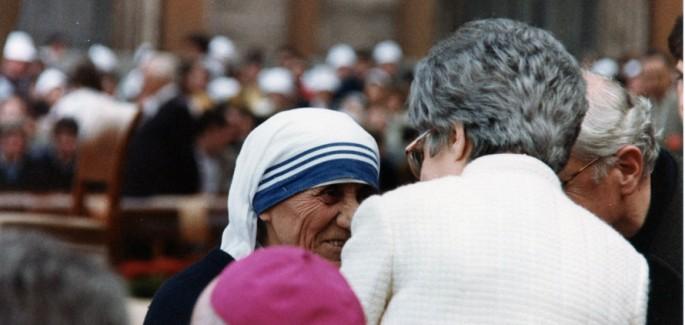 El magníficat de la Mare Teresa de Calcuta