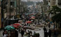 Haiti larrialdian