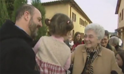 Chiara Lubich y la familia