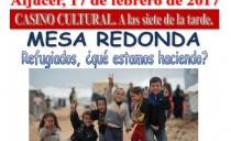 Aljucer – Refugiados, ¿qué estamos haciendo?