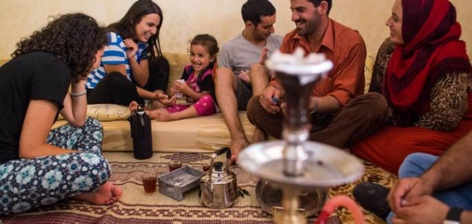 Errefuxiatuak: Elkarrekin hazteko abagunea
