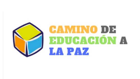 Camino de educación a la paz
