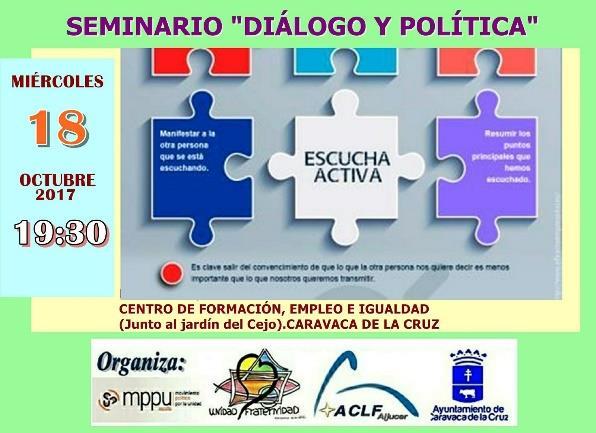 Seminario Diálogo y política