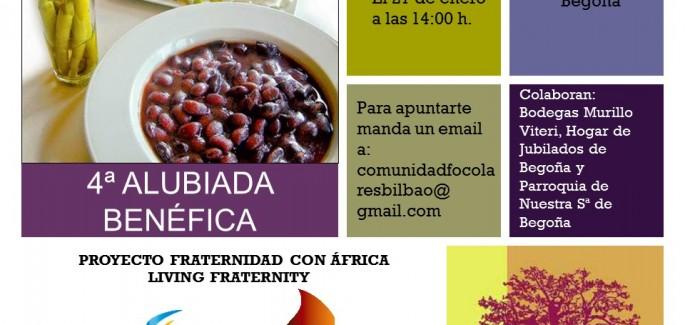 Alubiada Solidaria 2018