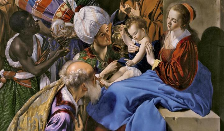 adoración_magos_Fray Juan Bautista Maíno