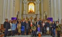 Fokolareek Chiara Lubich gogoratzen dute Málagan