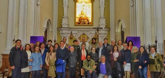 Los Focolares recuerdan en Málaga a Chiara Lubich