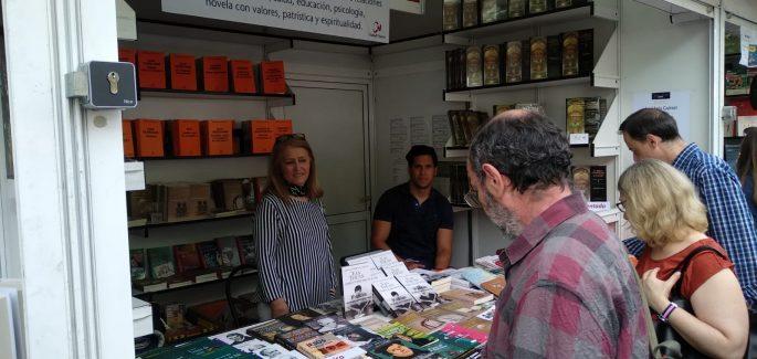 """""""Ciudad Nueva"""" Madrilgo Liburu Azokan"""