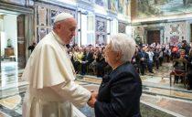 Apoyo de los Focolares al Papa Francisco