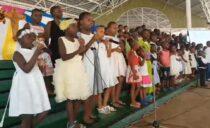 Saludo de las Gen 4 de Burundi