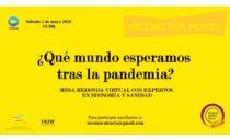 ¿Qué mundo esperamos tras la pandemia?