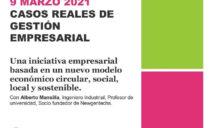Modelo económico circular, social, local y sostenible.