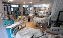 Desde la UCI, Ángela Alonso, médica intensivista