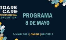8 de mayo #DareToCare