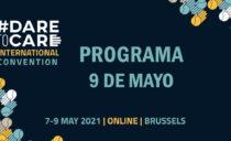 9 de mayo #DareToCare