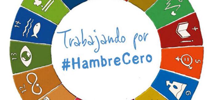 Trabajando por #HambreCero