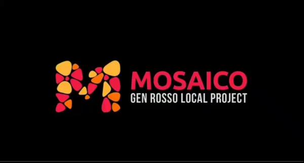 Mosaico en la Semana Mundo Unido