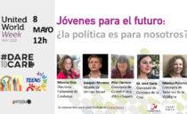 Jóvenes para el futuro: ¿la política es para nosotros?