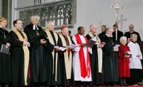 10° anniversario della Dichiarazione congiunta sulla dottrina della giustificazione. Augsburg, 31/10/2009