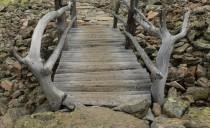 Ponte di legno, foto di tzzimone - Licenza di Creative Commons