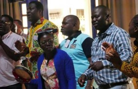 Africa: families balancing the Gospel with tradition