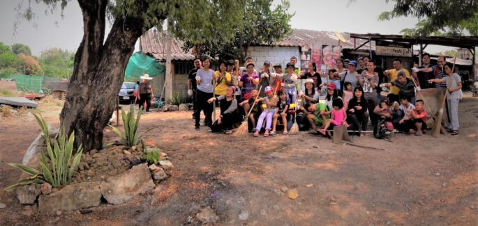 Chiang Mai, New Families Camp 2020