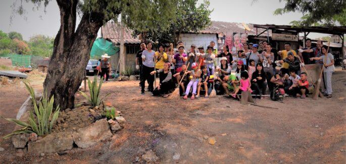 Chiang Mai, un campo scuola per le famiglie